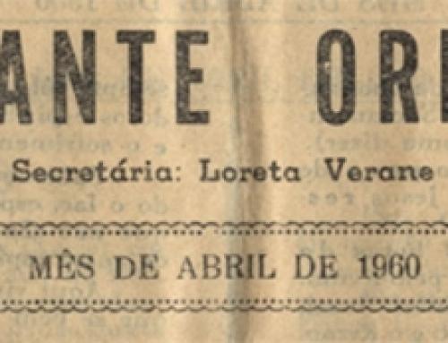 Jornal – O Estudante Orleanense