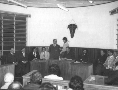 Entrega do Título de Cidadão Orleanense ao Deputado Adhemar Ghisi.