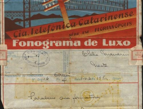 Telegramas / Cartas.