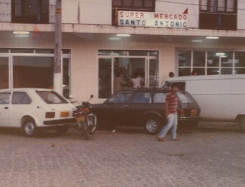 Inauguração do Mercado Santo Antonio.