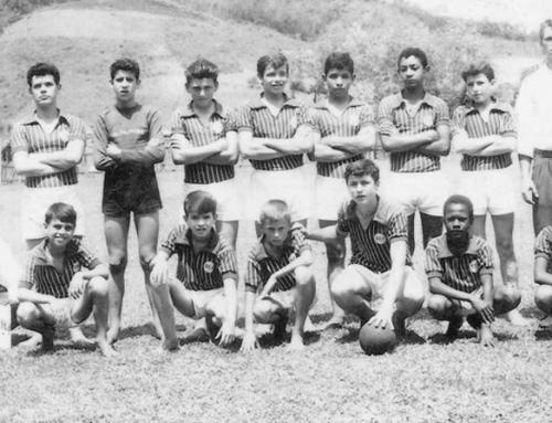 Times de Futebol de Campo.